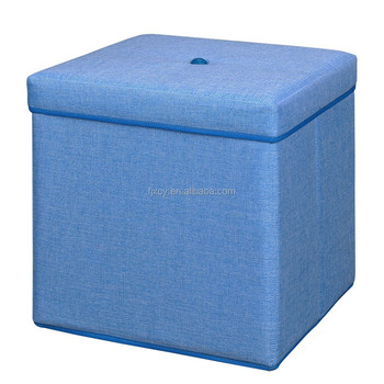 Brilliant Fabric Foldable Storage Ottoman Stool Cube Buy Folding Storage Cube 16X16X16 Storage Cube Suede Cube Storage Ottoman Product On Alibaba Com Forskolin Free Trial Chair Design Images Forskolin Free Trialorg