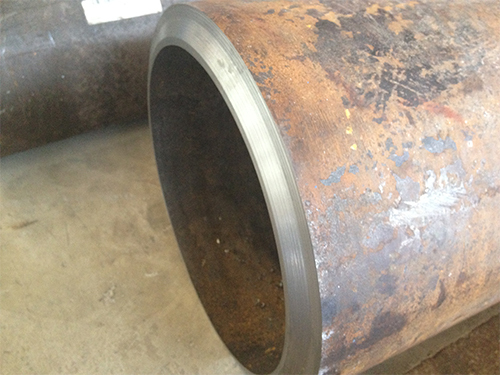 High Speed Cnc Pipe End Tapering Amp Reducing Amp Beveling