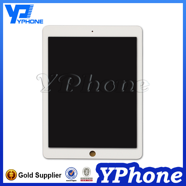 Original new for ipad 6 air 2 lcd with touch screen digitizer,wholesale for ipad Air2 Lcd screen replacement