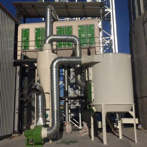Steel Silo Used Grain Cleaning System