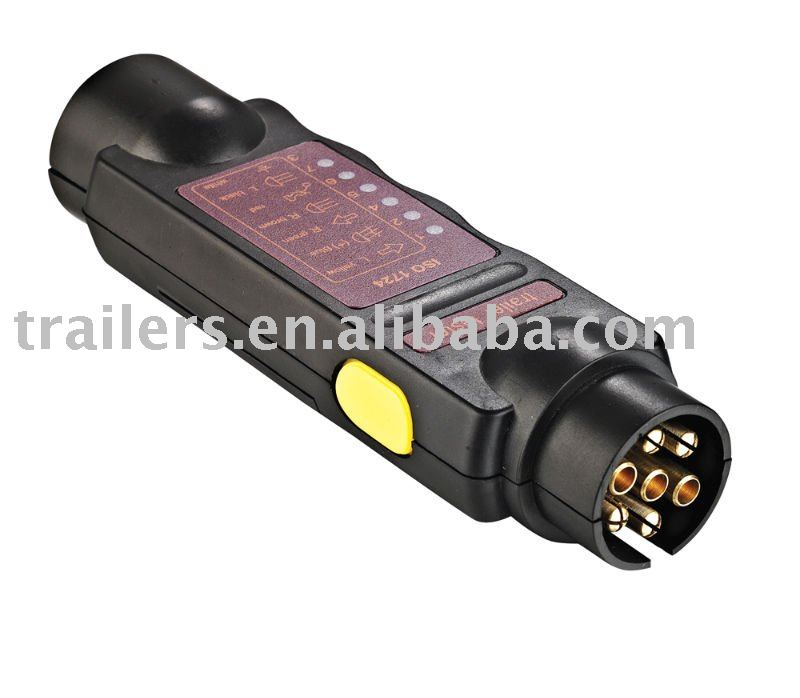 Professional Trailer Lights tester, Trailercalbe tester