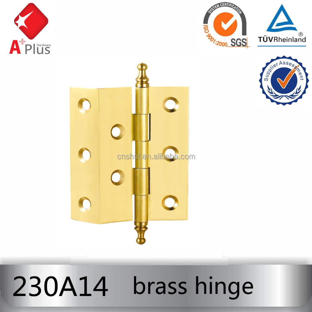 High quality silent long life heavy duty weld hinges/gate hinges