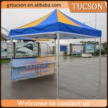 Outdoor Advertising Pop Up Pinic Tentcommercial Booth Tent For