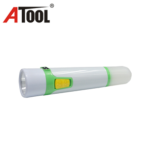 Low cost high quality bright light torch rechargeable flashlight solar torch