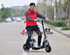 znen motor 250cc electric start gas scooter