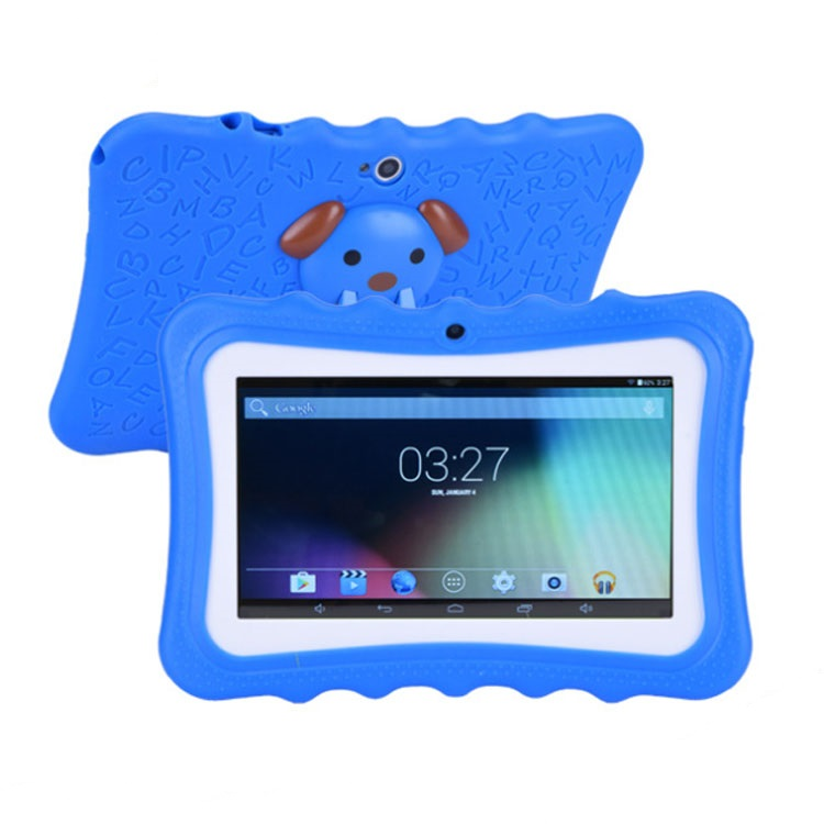 Neue Android 4.4 Tablet Pc 7 zoll WiFi Kinder Tablet 8g ROM 1024*600 HD Infantil kinder Lernen günstige Baby Tabletten