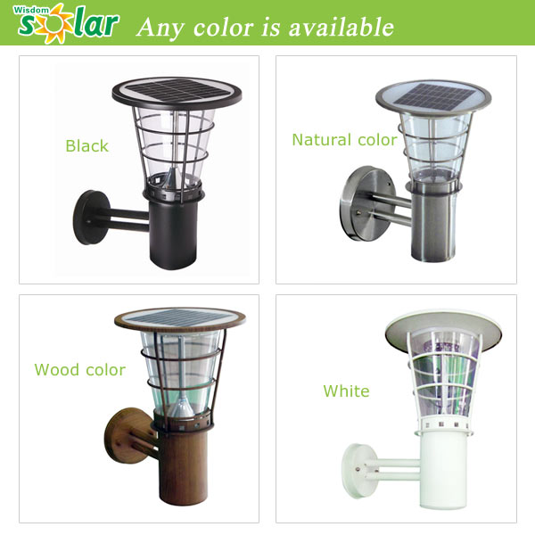 World Best Selling Products Outdoor Lighting Fixture Solar Wall ...