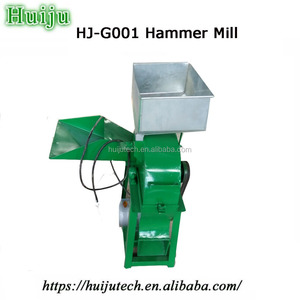 Made in China NEW condition corn hammer mill cheap price for sale HJ-G001