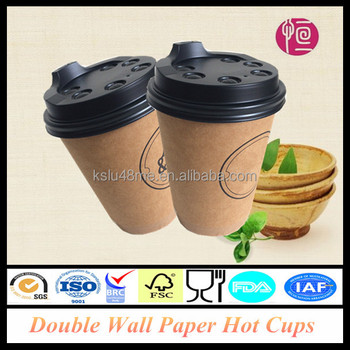 8oz,12oz,16oz Disposable Hot Double Wall Printed Paper Coffee Cup  Manufacturer In China - Buy Coffee Paper Cup,Disposable Cup,Disposable  Coffee Cups
