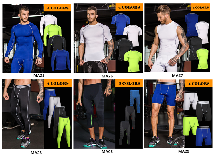 Men Running Workout Shorts 17