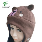 Children kids funny winter hat fashion winter cap for girls