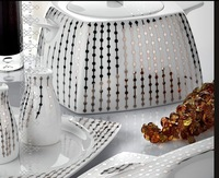 BH-956 bone china dinnerware