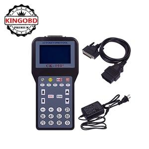 Best quality Car Diagnostic Tool CK100 V46 02 v45 09 v99 99 Transponder Key  Programming machine ck100 CK-100 Auto Key Programmer