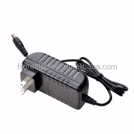 AC DC adapter 9V 1.5A 15W switching power supply SMPS plug-in 5V 12V 15V ROHS CE FCC GS CCC power charger