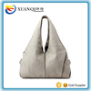 China wholesale high quality canvas women bags shoulder stripe canvas beach tote bag for lady