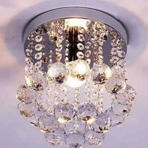 On Modern Crystal Nini Chandelier