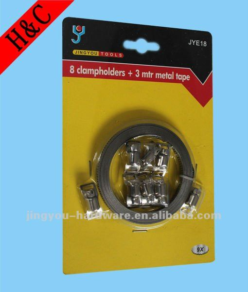 3M x 8 head clamp
