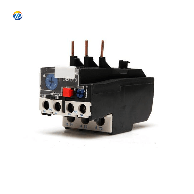 Hot sales lr2-d13 thermal overload relay price electric thermal overload relay