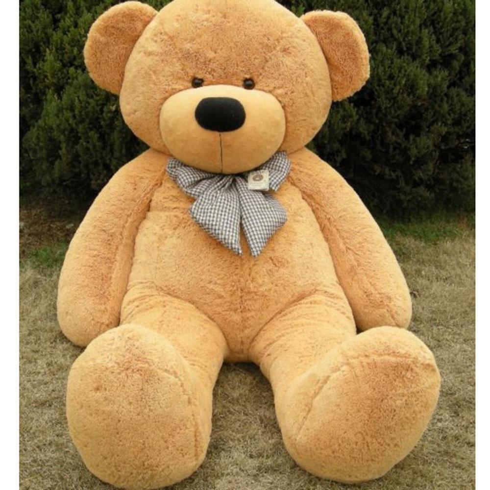 Custom Plush Fat 2 Meters Large Giant Teddy Bear