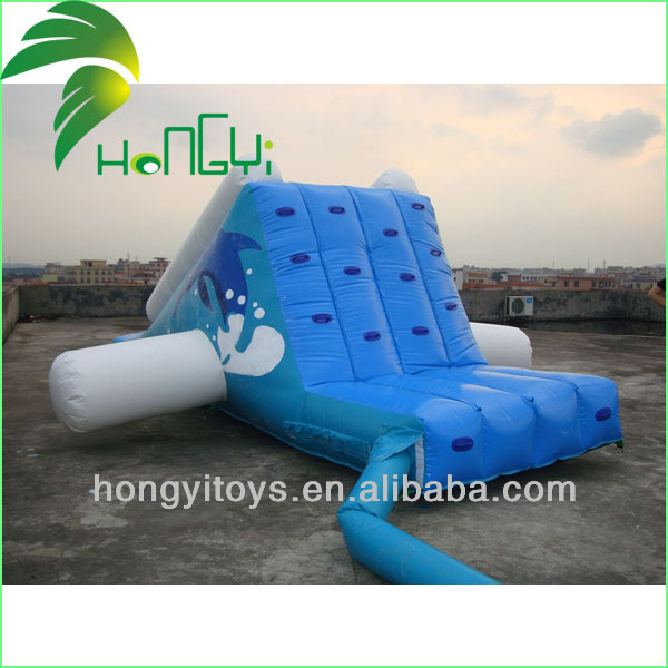 Newly Slide Water Sporting Inflatable Iceberg Price