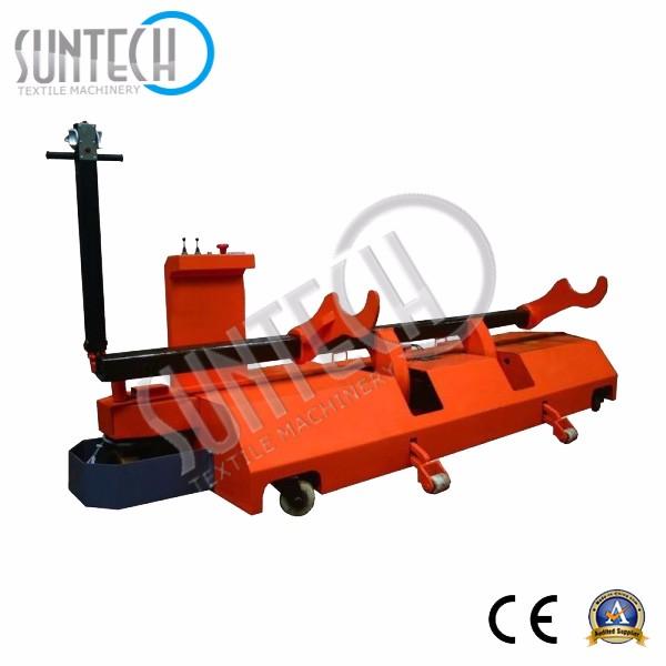 Suntech Hydraulic Cloth Roll Doffing Dosing Trolley From