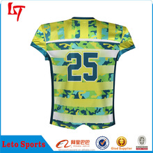 green army camo sublimated Football Jersey Camo Subliamted American Football Jersey camo american football uniforms