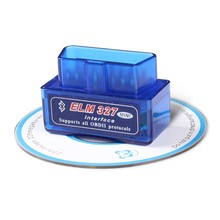 OBD2 <span class=keywords><strong>strumento</strong></span> Diagnostico V2.1 V1.5 Super MINI <span class=keywords><strong>ELM327</strong></span> <span class=keywords><strong>Bluetooth</strong></span> Versione 1.5 OBD2/OBDII per Android Torque Auto Codice Scanner