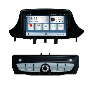 android 7.1 system multimedia car dvd player car radio 2 din for renault  megane 3 iii fluence bluetooth radio rds map - buy for renault megane 3 car