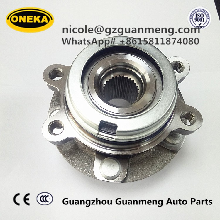 Auto Japanese Wheel Hub Assembly Parts 40202cg118 Suitable ...