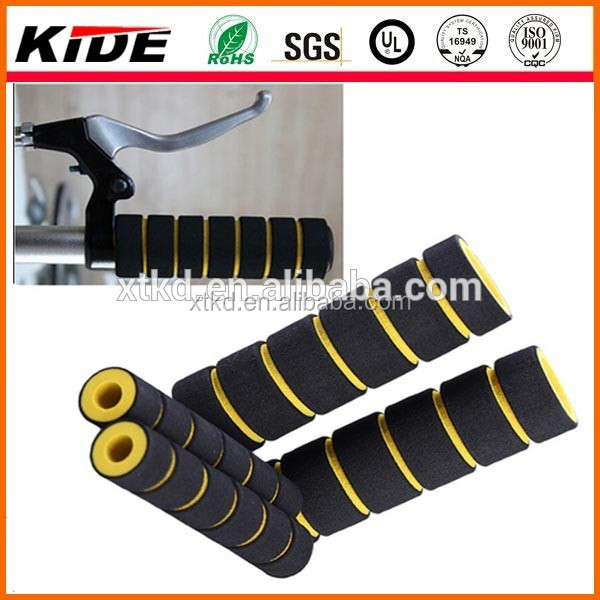 Colored rubber pipe full round tube foam grips manufacturer