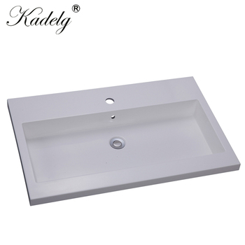 Bathroom Countertops With Built In Sinks For School Face Bowl