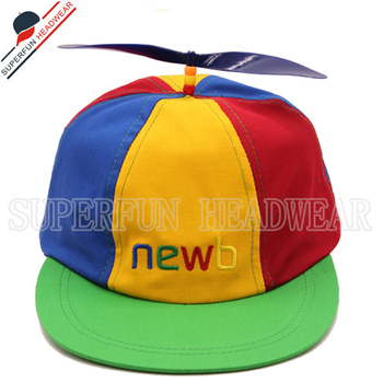 aaa3e54fb Helicopter Propeller Hat Colorful Cotton Snapback Cap - Buy Helicopter  Hat,Propeller Hat,Colorful Snapback Cap Product on Alibaba.com