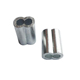 Aluminum Double Crimp Sleeve for Wire Rope