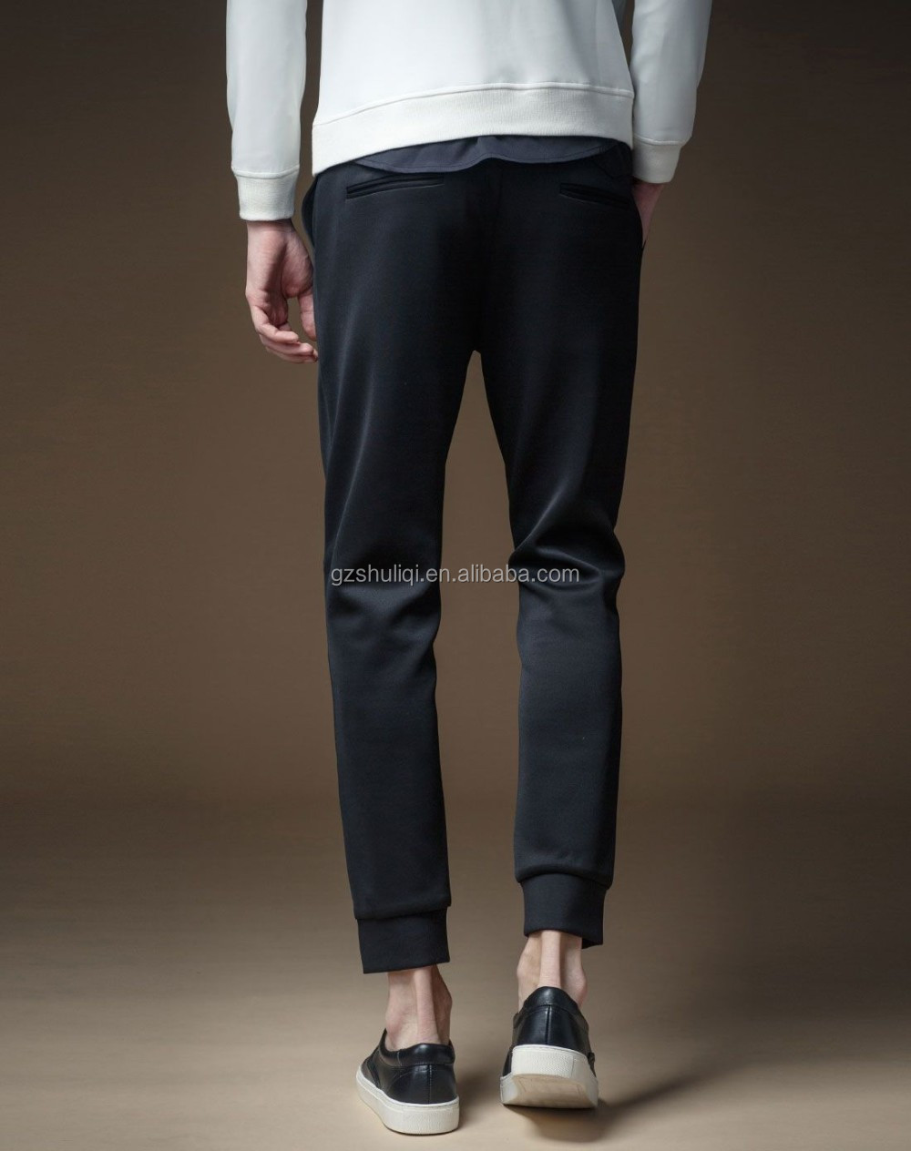 2016 fashion 100 cotton lounge pants new style boys trousers for men