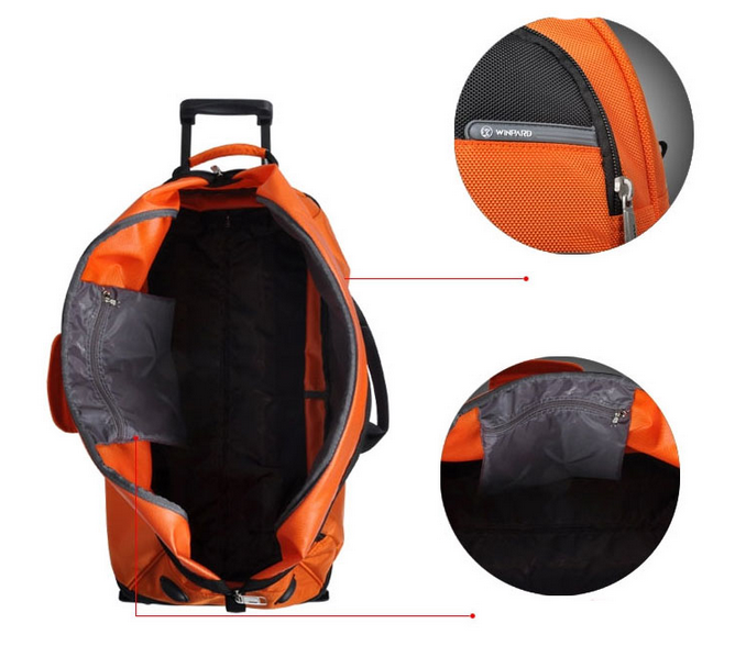 0f9c6c28afc9 Factory Audit Men Women Skybags Trolley Bags