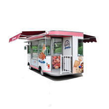 Chinese Fabricage Fastfood Truck <span class=keywords><strong>Gebruikt</strong></span> Airsteam Elektrische Voedsel Truck