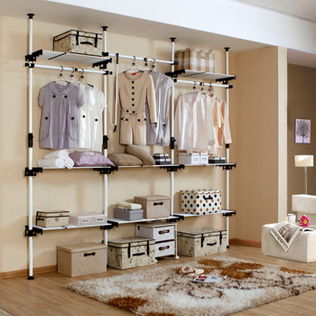 Ceiling Mounted Clothes Racks Wardrobe