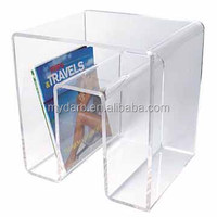 China Manufacturer Supplies Acrylic Reading Book Holder Office Acrylic Book Stand