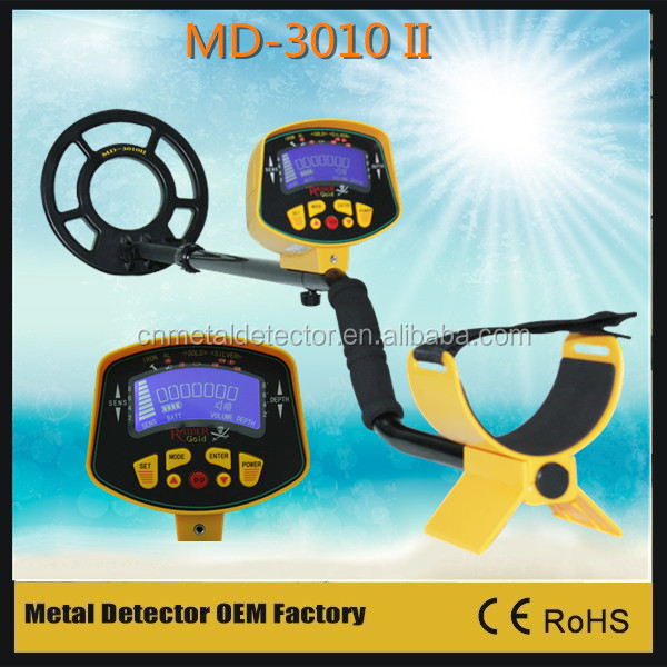 Hot selling MD-3010 II Gold metal detector