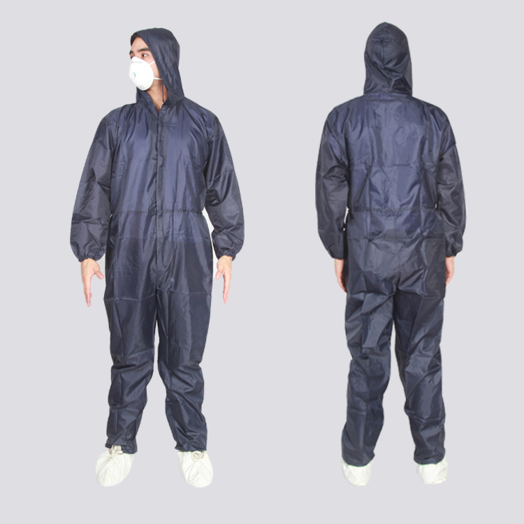 Cheap Blue Wear Workwear Disposable Plastic Waterproof
