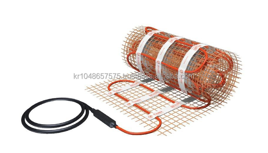 Heating Cable mat, Anti freeze, Floor Heating SH KOREA SHM-2P-25