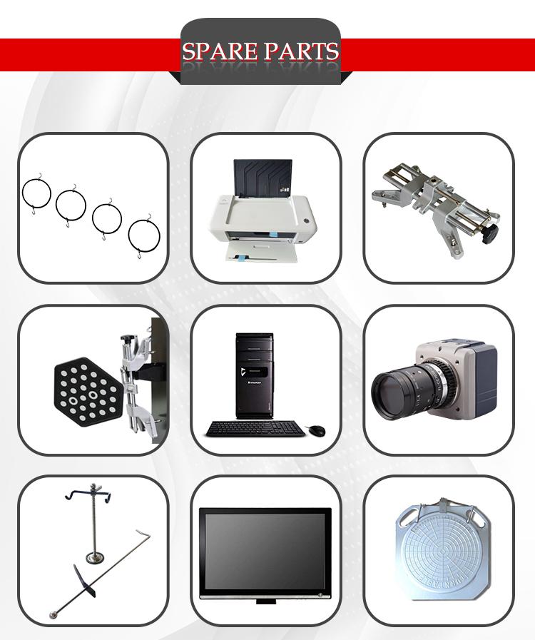 Melhor câmera de venda 3d alinhamento de rodas para automóveis