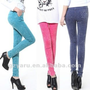 2012 trousers pants designs for women