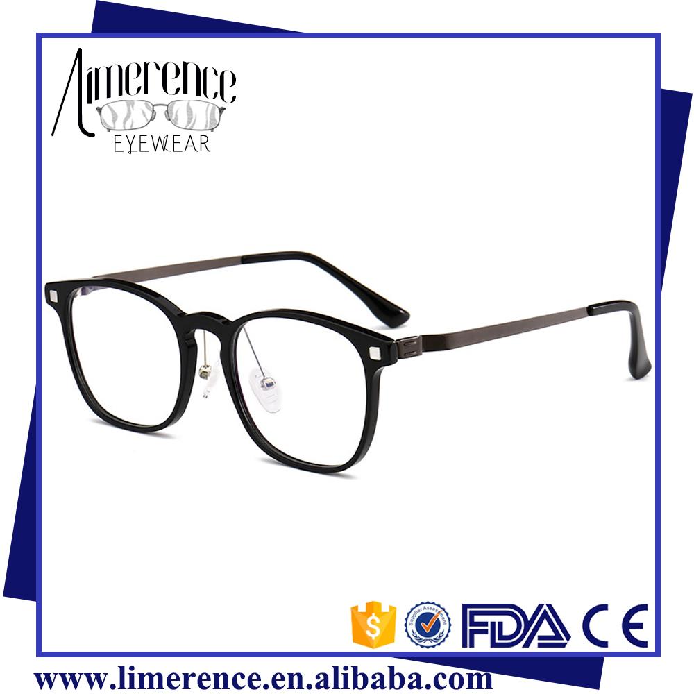 Acetate Eye Glass Frames Prescription Glasses Eyeglass Frame Factory ...