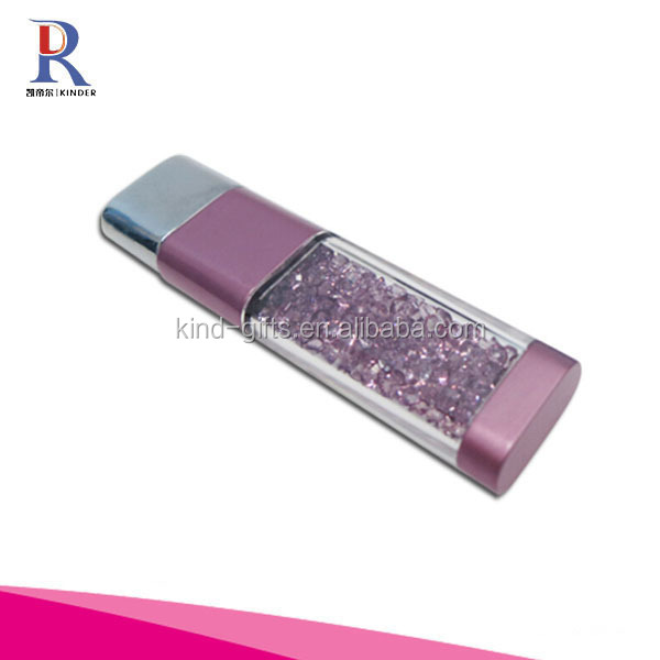 Diamond ring usb flash drive