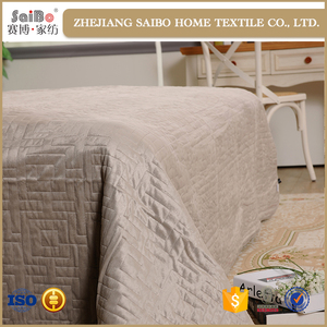 High quality 100% poly flannel bed sheet blanket