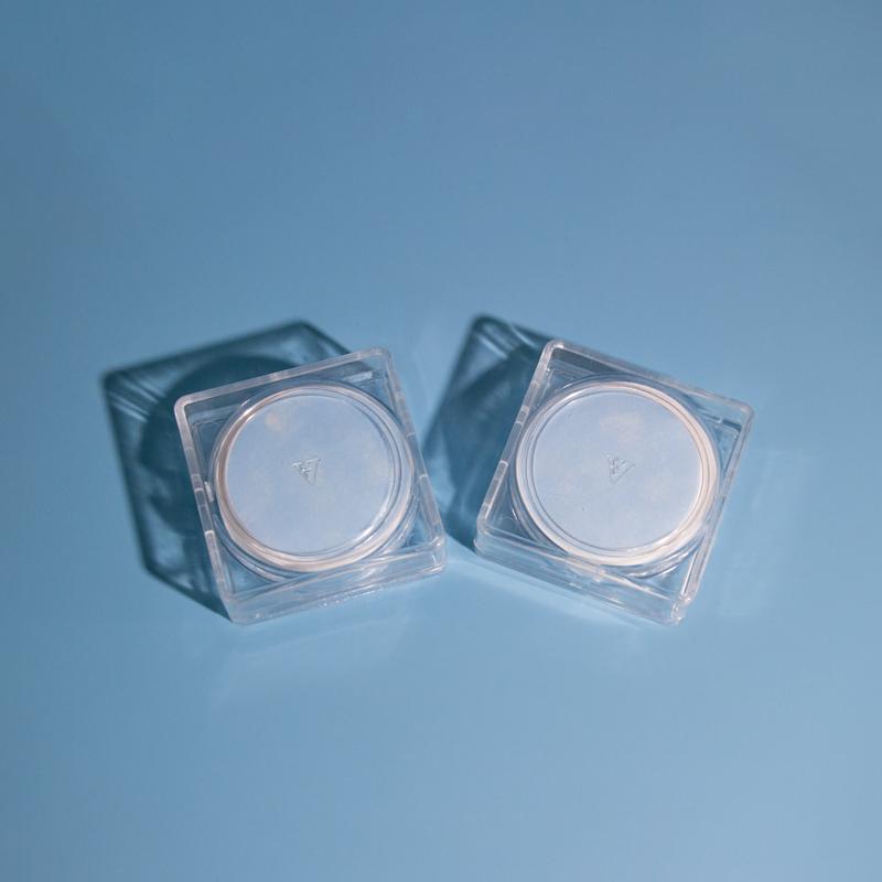 10um 5um 3um 1um 0.8um 0.1um 47mm הידרופילי ניילון תאית קרום מסנן