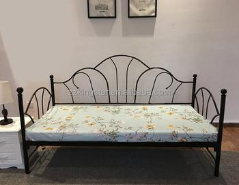 Metal Single Day Bed Design Steel Divan Bed Sofa Bed Frame Buy