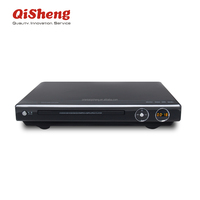 DVD player with USB interface