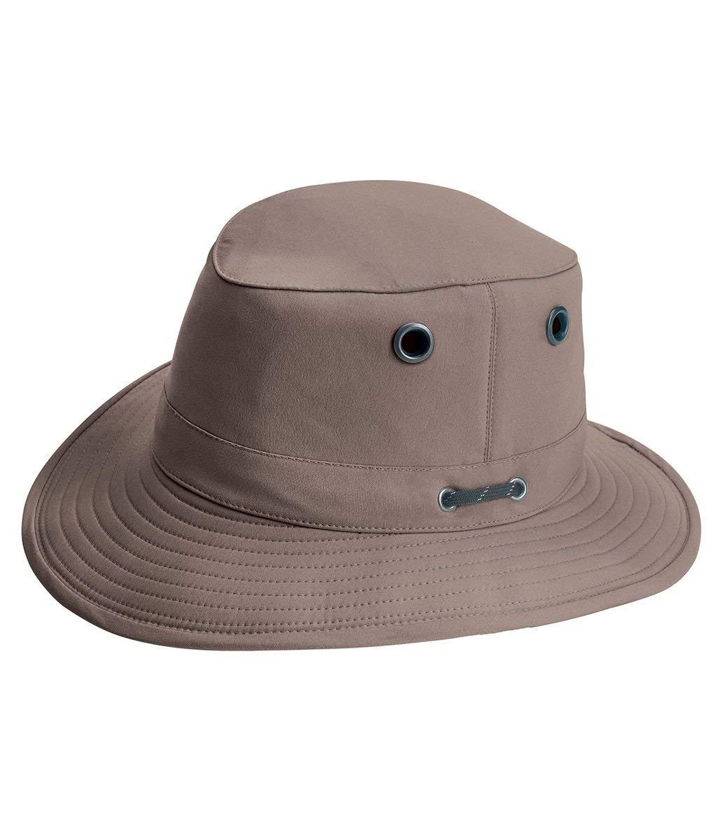 9e44b412af948 Get Quotations · Tilley LT5B Lightweight Nylon Hat Taupe 73 4